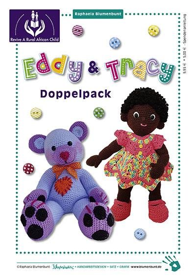 Doppelpack EDDY+TRACY – Blumenbunt Spendenaktion 2019