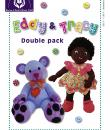 Double pack EDDY+TRACY – Blumenbunt fundraising campaign 2019