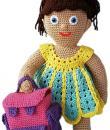 Puppe von Walburga Neubert